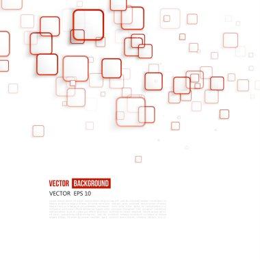 Vector Abstract geometric shape