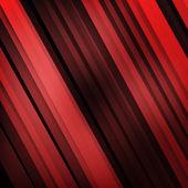 Vector abstracte geometrische vorm van rood — Stockvector