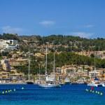 Port de Soller in Mallorca — Stock Photo #53975289