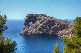 Sa Foradada in Mallorca — Stock Photo