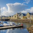 Inverkip Marina — Stock Photo #65346007