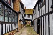 Early Tudor building in Rye. — Stock Photo