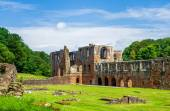 Furness Abbey in Barrow-in-Furness, England — Stock Photo