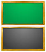 Blackboard, Chalkboard, Education — Vector de stock