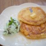 Pancake with icecream — Stock Photo #60084815