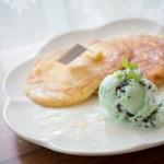 Pancake with icecream — Stock Photo #60084909