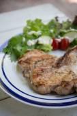 Hühnersteak — Stockfoto