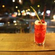 Raspberry cocktail — Stock Photo #68399095