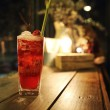 Raspberry cocktail — Stock Photo #68399097