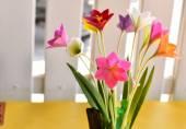 Fiore decorativo — Foto Stock