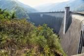Dam Electricity Generator — Stock Photo