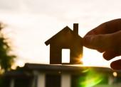 Build my houses — Стоковое фото