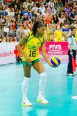 Volleyball World Grand Prix 2014 — Стоковое фото