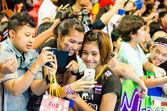 Gran premio de voleibol mundial 2014 — Foto de Stock
