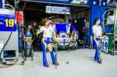 2014 Autobacs Super GT — Zdjęcie stockowe