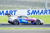 2014 Autobacs Super GT — Stock Photo