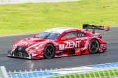 2014 Autobacs Super GT — Stock Photo