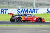 2014 Autobacs Super GT — Foto de Stock