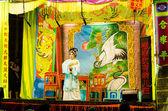 Kinesisk opera skådespelare — Stockfoto