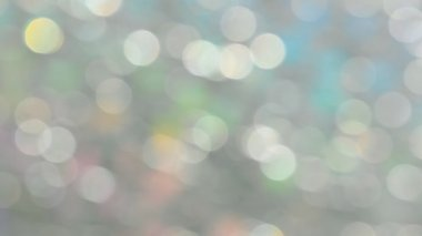Bokeh of light through glass. — 图库视频影像