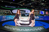Thailand International Motor Expo 2014 — Stockfoto