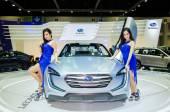 Thailand International Motor Expo 2014 — Stock Photo