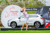 Honda LPGA Thailand 2015 — Stock Photo