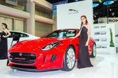 Bangkok International Motor Show 2015 — Stockfoto