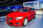 Bangkok International Motor Show 2015 — Stock Photo