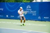 Chang ITF Pro Circuit 2015 — Stock Photo