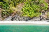 Tropical beach. . — Φωτογραφία Αρχείου