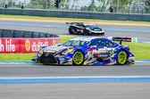 Autobacs Super GT 2015 — Stock Photo