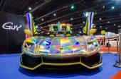 Bangkok International Auto Salon 2015  — Foto Stock