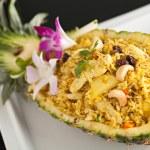 Thai Pineapple Fried Rice — Stock Photo #60359707