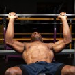 Incline Bench Press — Stock Photo #60853761