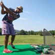 Golfer at the Range — Stock Photo #60853773