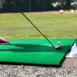 Постер, плакат: Driving Range Tee Up