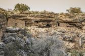 Arizona Cliff Dwellings — Stock Photo