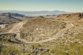 Remote Portion of Route 66 — Stock Photo