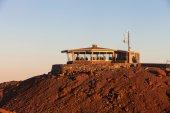 Observation Building on Haleakala — Stock Photo