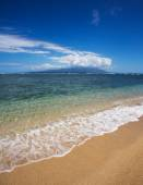 View of Maui from Molokai — Stock Photo