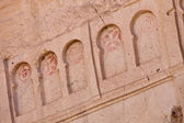 Frescoe of Crosses at Goreme Church in Cappadocia — Stock Photo