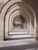 Turkish Architectural Arches — Stock Photo