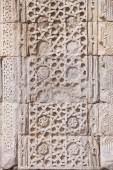 Turkish Design on Caravansary — Stock Photo
