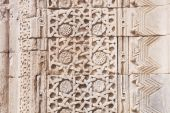 Architectural Detail from Turkish Caravasary — Stock Photo