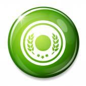 Compact disc icon — Stockvektor