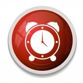 Alarm clock icon — Stock Vector