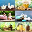 Spa remedies collage — Stock Photo #52791743