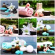 Spa remedies collage — Stock Photo #52791789