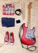 Musical equipment — Stock Photo